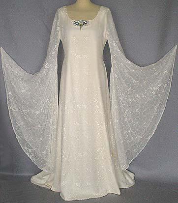 Hochzeitskleid \